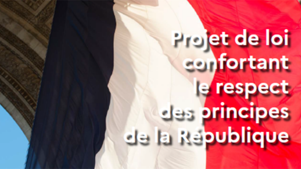Respect des principes républicains : examen en nouvelle lecture à l'Assemblée @ Assemblée nationale | Paris | Île-de-France | France
