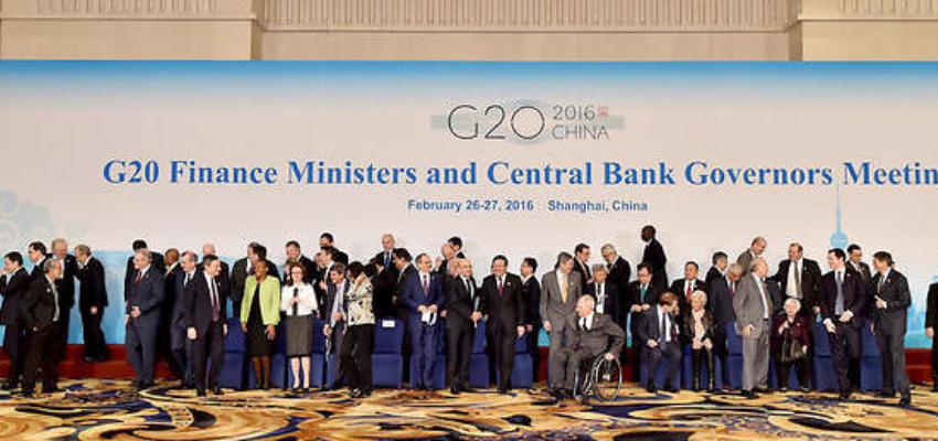 G20 finances @ Venise | Venise | Vénétie | Italie