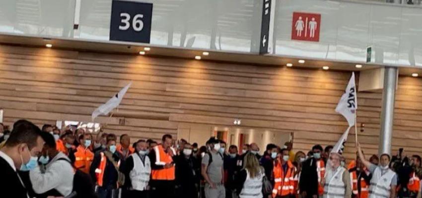 Nouvel appel à la grève des syndicats d'Aéroports de Paris @ France | France