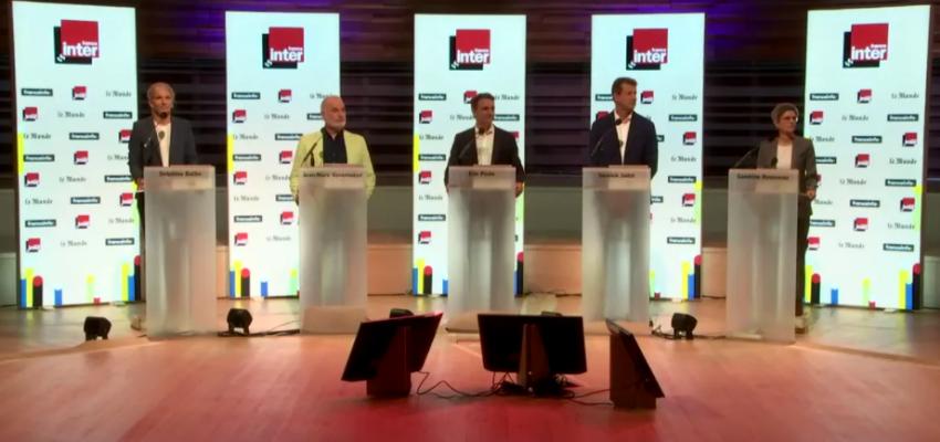 Primaire écologiste : deux nouveaux débats @ France   France