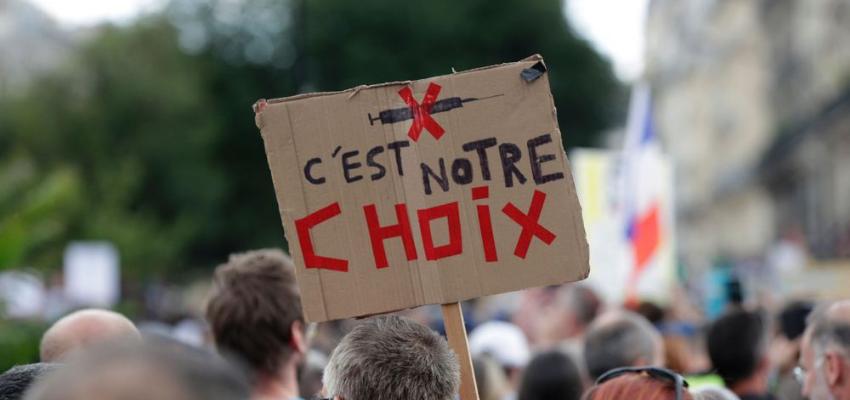 Neuvième samedi de mobilisation contre le pass sanitaire @ France | France
